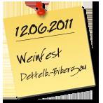 4Tex Unplugged Weinfest Dettelbach